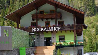Nockalmhof, perfekt zum Einkehren nach einer Wanderung