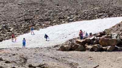 Das Gletschererlebnis auf der Pasterze