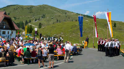 50 Years Event of Villach Alpine Road